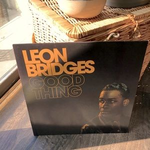 Leon Bridges Good Thing Record